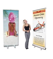 Picture of Picasso Retractable Banner Stand & Digital Banner