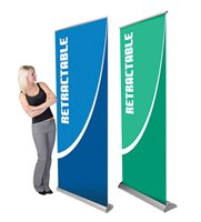 Picture of Matisse Retractable Banner Stand & Digital Banner