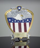 Picture of Eagle Silverstone Shield Award