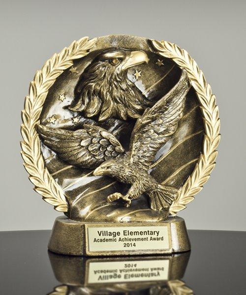 Picture of Eagle Bronzestone Award