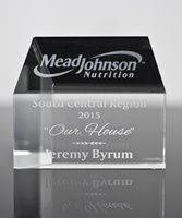 Picture of Crystal House Paperweight
