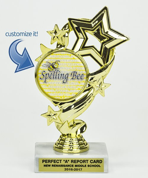 Picture of Rising Star Scholastic Trophy