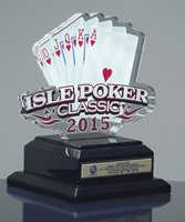 Picture of Royal Flush Award