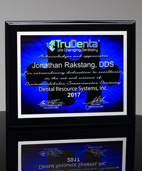 Picture of Achievement Plaque Award