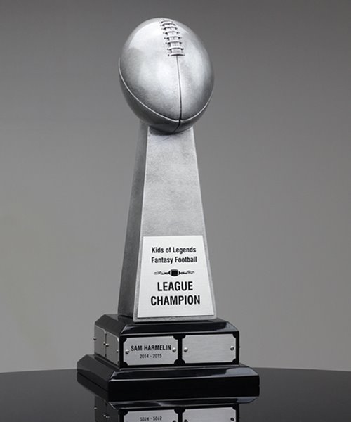 Picture of Perpetual Football Trophy