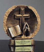 Picture of Bronzestone Religious Award