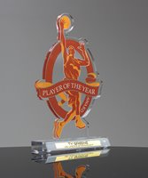 Picture of Custom Basketball Award