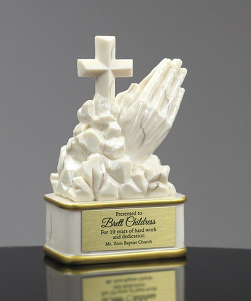 Picture of Commitment in Faith Award