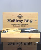 Picture of Engraved BBQ Set