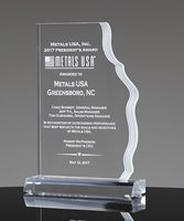 Picture of Waterfall Acrylic Award
