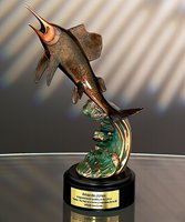 Picture of Sailfish Fishing Trophy