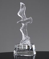 Picture of Grand Spirit Crystal Eagle Award