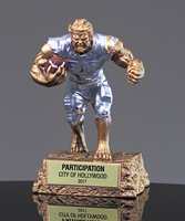 Picture of Monster Football Trophy