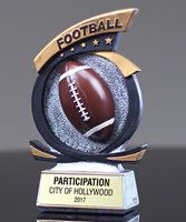 Picture of All-Star Football Award