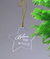 Picture of Acrylic Star Ornament
