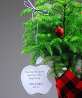 Picture of Acrylic Logo-Cut Ornament