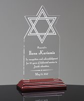 Picture of Star of David Award