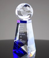Picture of Crystal Planet Award