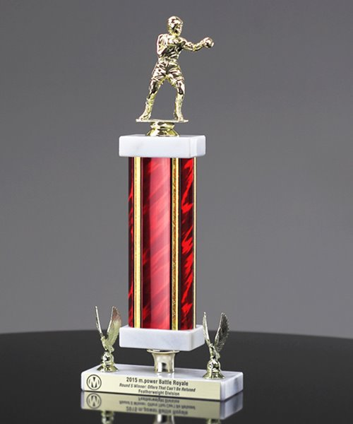 Picture of Traditional Boxing Trophy