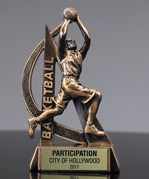 Picture of Basketball Ultra Action Resin