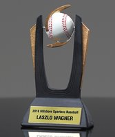 Picture of High Top Baseball Award