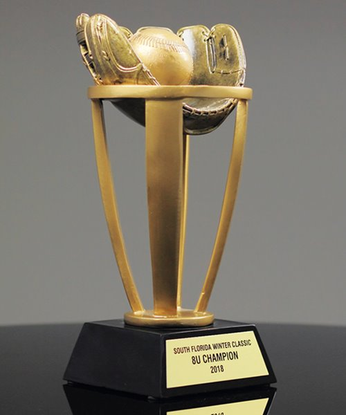 Picture of Tower Baseball Trophy