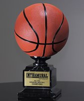 Picture of Full Color Basketball Replica Trophy