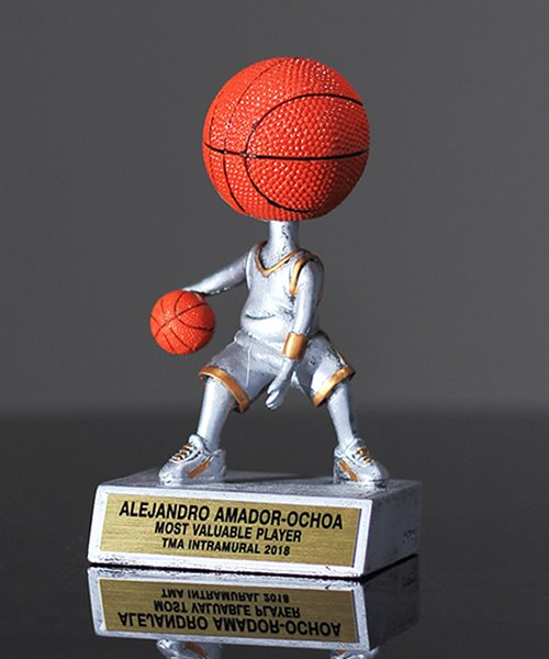 Picture of Basketball Bobble Head