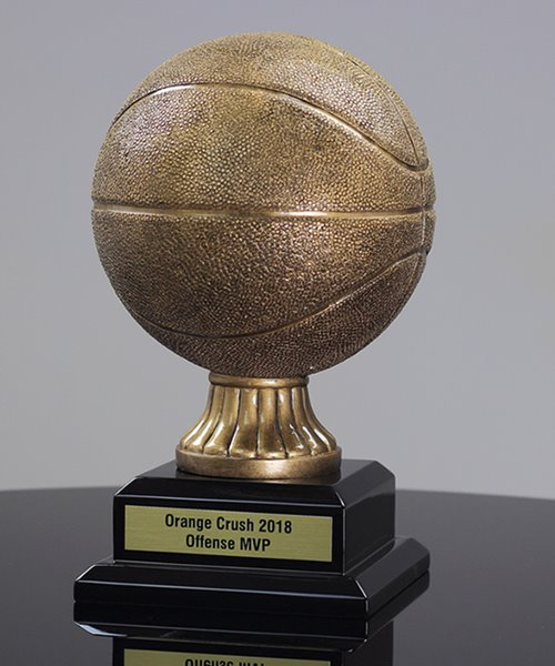 Picture of Goldtone Basketball Replica
