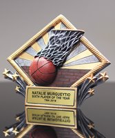 Picture of Basketball Diamond Plate