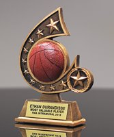 Picture of Basketball Comet Award