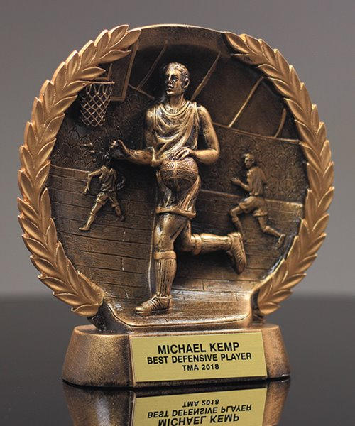 Picture of Bronzestone Basketball Award