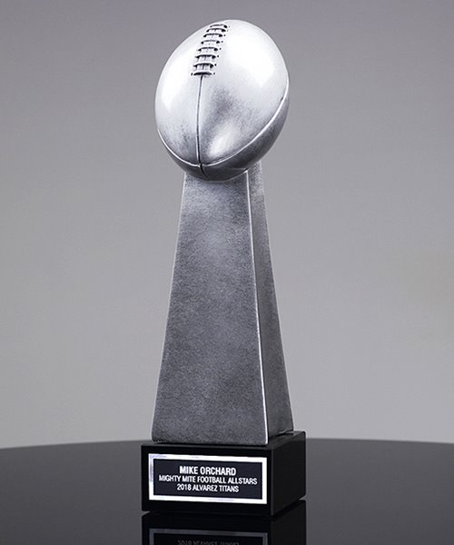 Picture of World Champion Football Trophy XL