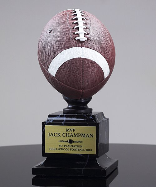 Picture of Full Color Football Replica Trophy