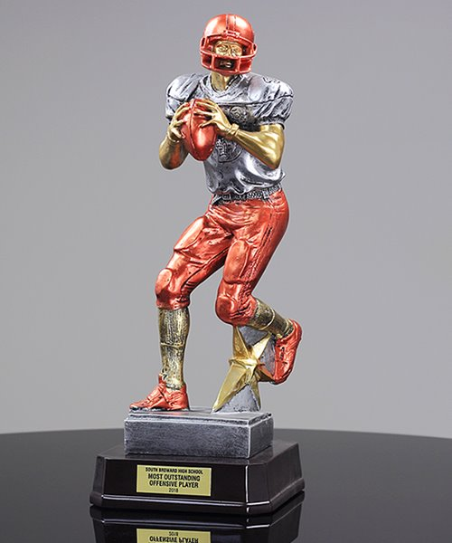 Picture of Modern Football Quarterback