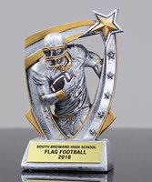 Picture of Football 3D Star Award