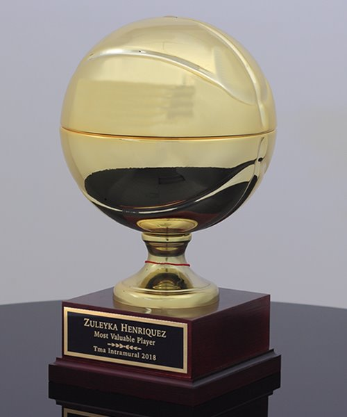 Picture of Champions Basketball Trophy