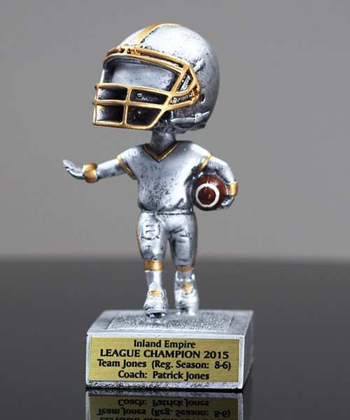Picture of Football Bobble Head