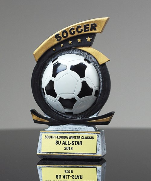 Picture of All-Star Soccer Award