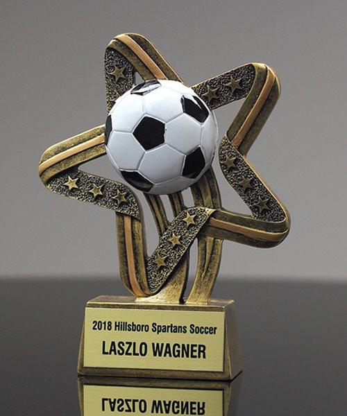Picture of Mega Star Soccer Resin
