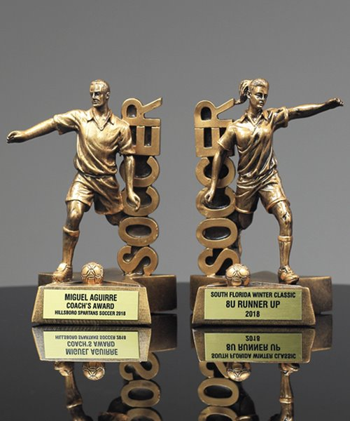 Picture of Billboard Soccer Trophy