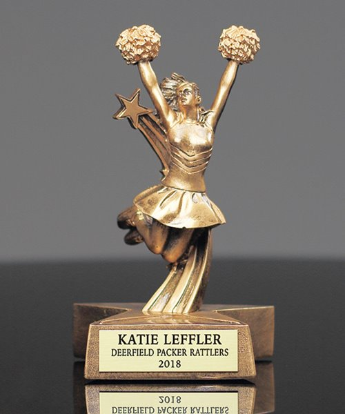 Picture of Super Star Cheerleader