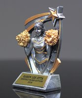 Picture of Cheer 3D Star Award