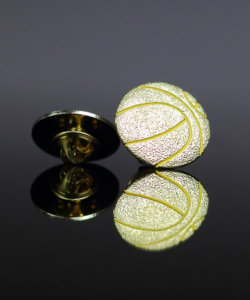 Picture of Basketball Chenille Pin