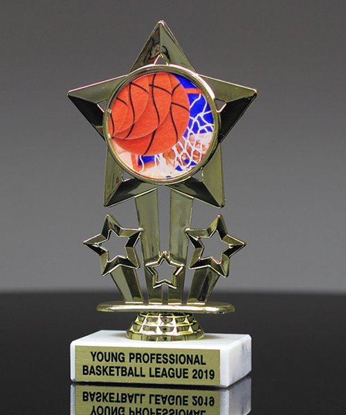 Picture of Basketball Participation Trophy