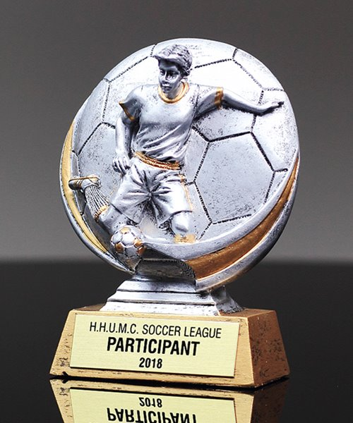 Picture of Motion-X Soccer Award