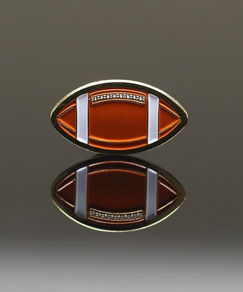 Picture of Football Lapel Pin
