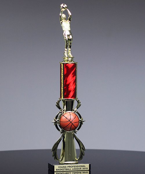 Picture of Sport Riser Basketball Trophy
