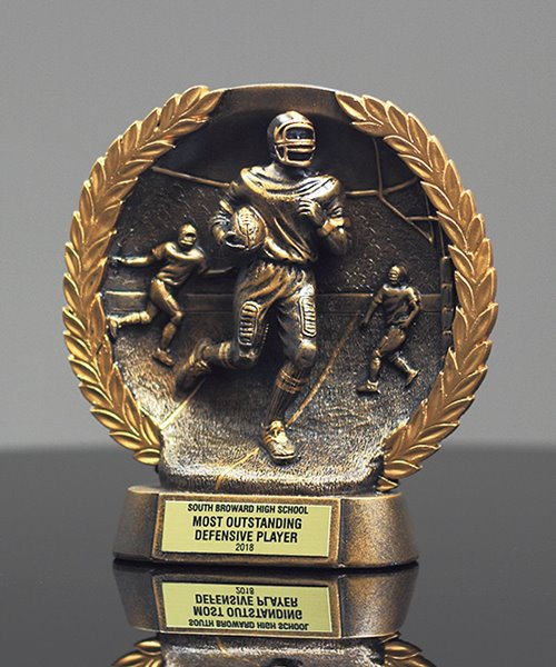 Picture of Bronzestone Football Award