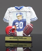 Picture of Football Jersey Picture Frame